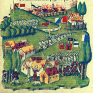 La guerre des 6 Deniers de 1468